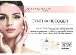 Zertifikat-Rolf-Stehr-Empfindliche-Allergische-Haut