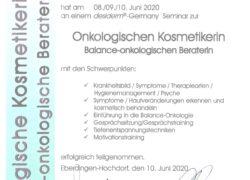 Zeugnis-Onkologie